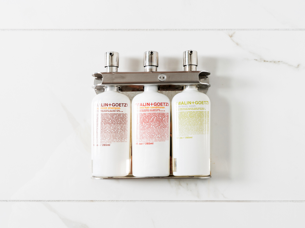 ARRIVE Palm Springs bath products