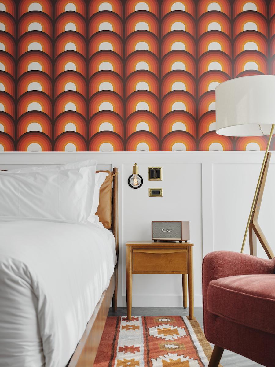 RR-Elemental Architecture - Arrive Hotel Phoenix room four detail