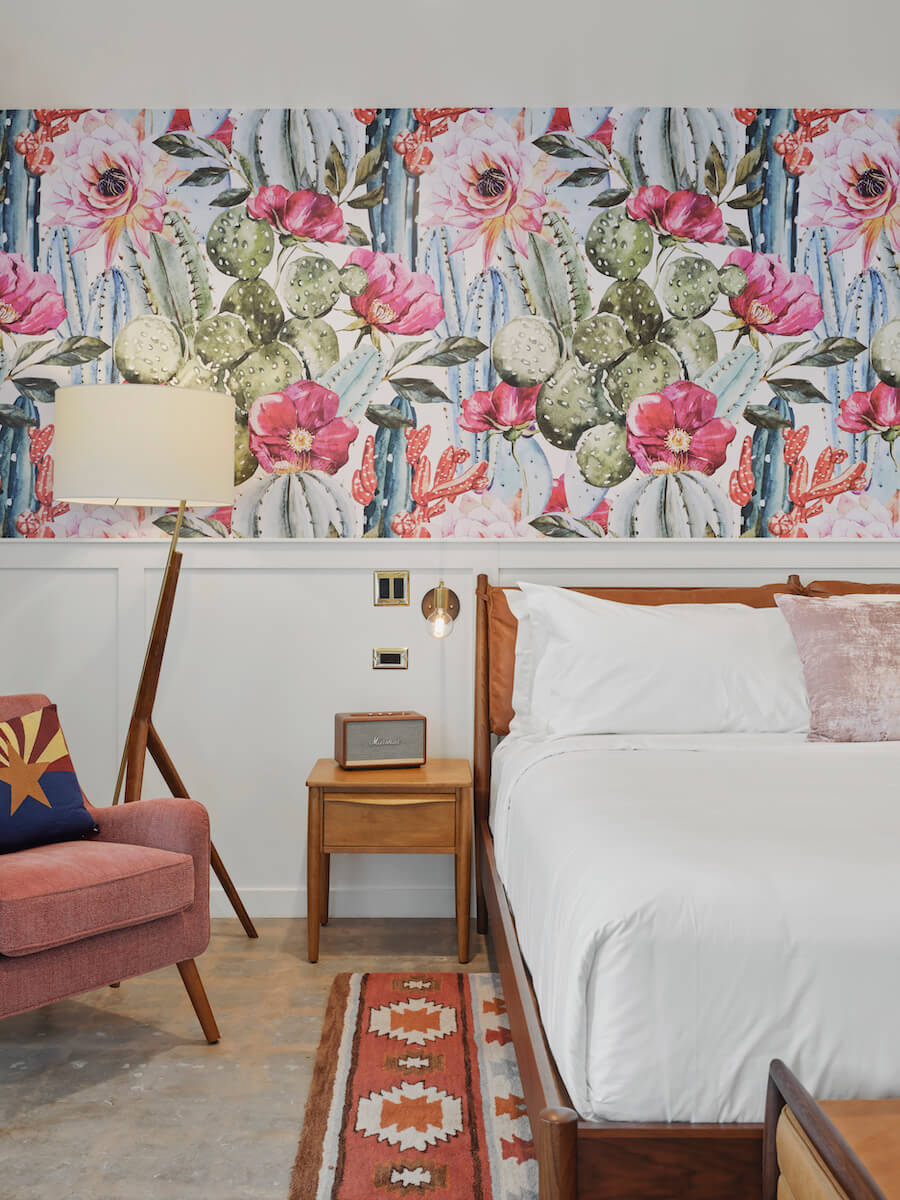 RR-Elemental Architecture - Arrive Hotel Phoenix room three detail