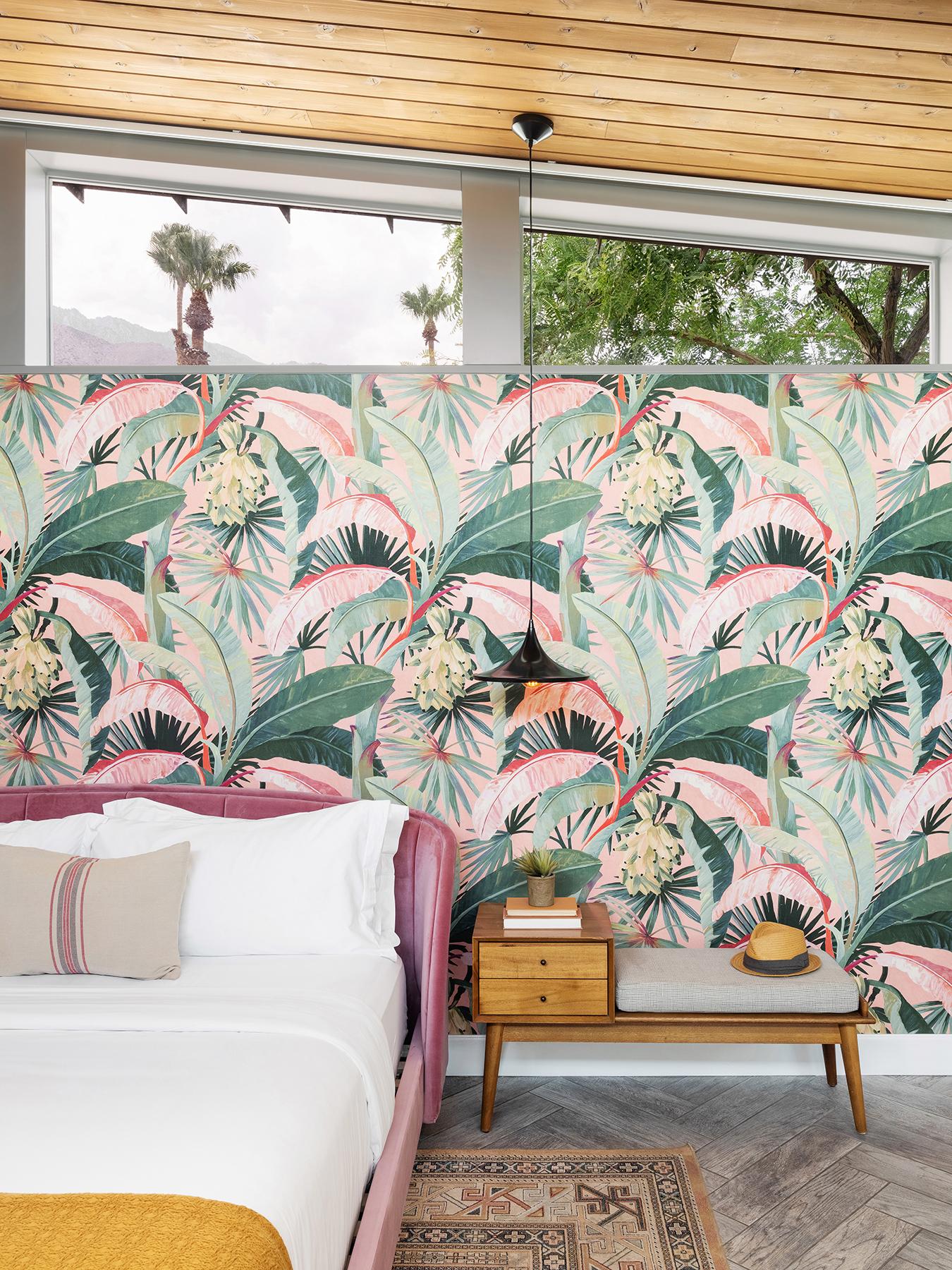ARRIVE Palm Springs guest room